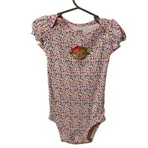 Carter's One Pieces - FOUR 18m NWOT Carter's Rompers